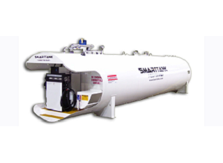15,000 Gallon Fireguard Fleet SmartTank